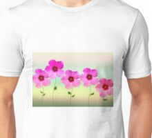 flower party Unisex T-Shirt
