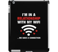 I'm In A Relationship iPad Case/Skin