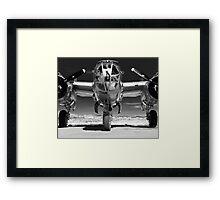 B-25 Mitchell Framed Print