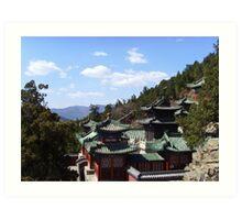 Summer Palace, Beijing Art Print