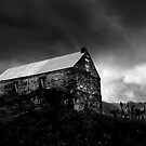 The old station house by Gustav Snyman