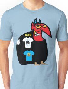 usa boston devil tshirt by rogers bros T-Shirt