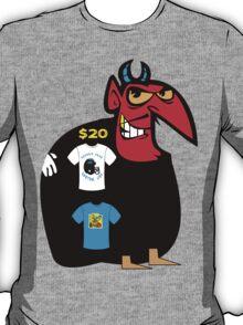 devil tshirt by rogers bros T-Shirt