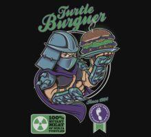 TURTLE BURGUER by Fernando Sala