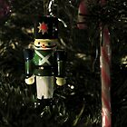 Christmas Toy Soldier by James  Key