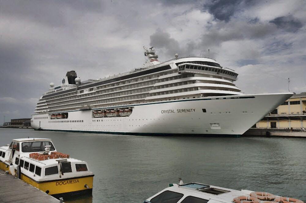 Crystal Serenity Cruise Liner by ✿✿ Bonita ✿✿ ђєℓℓσ