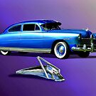 1948 Hudson Commodore Coupe by Steven  Agius