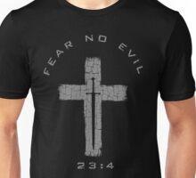Fear No Evil - Cross #2 Unisex T-Shirt