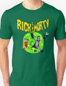 Rick and Morty BatDimension Unisex T-Shirt