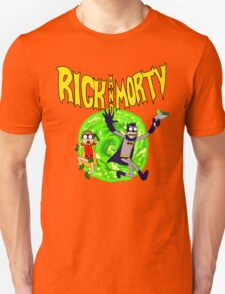 Rick and Morty BatDimension Unisex T-Shirt