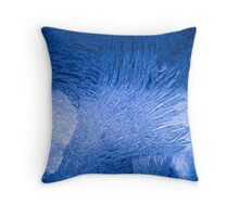 crystals 8 Throw Pillow