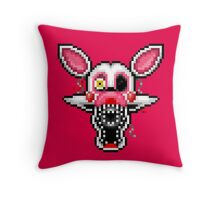 Five Nights at Freddy's 2 - Pixel art - Mangle Throw Pillow