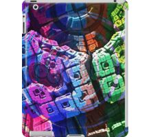 Hypnotize - Abstract Fractal Render iPad Case/Skin
