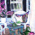 Helena's Art Gallery Calendar Year 2015 by Helena Bebirian