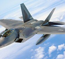 F22 Raptor by flyoff