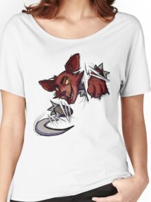 Here's Foxy! Women's Relaxed Fit T-Shirt