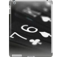 playing cards iPad Case/Skin