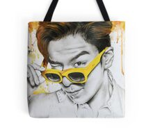 Yellow Shades Tote Bag