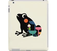 Who Am I  iPad Case/Skin