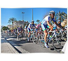 On your bike... Poster