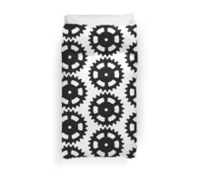 Cog and Roll Duvet Cover