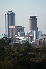 Nairobi, Green city in the sun 2 by Karue