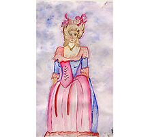 Marie Antoinette Queen of France (1774-1793) Photographic Print