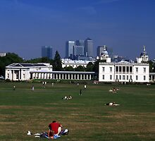 Greenwich Park by hmartinphotos