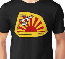 Enter the Arachnophobic Unisex T-Shirt