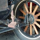 timber car wheel by sharpbokeh