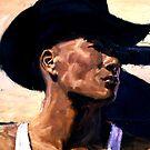 Asian Cowboy by Sheffield Abella
