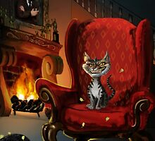 Bad Kitty by Sheffield Abella