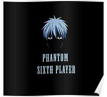 6TH PLAYER KUROKO Poster