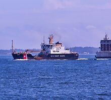 USCGC Ida Lewis by JoeGeraci