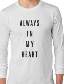 Louis Tomlinson - AIMH Long Sleeve T-Shirt