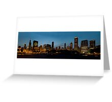 Chicago Blackhawks Stanley Cup Champs Greeting Card