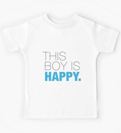 This boy is Happy Kids Tee