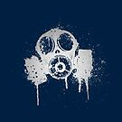 Gas mask  by R-evolution GFX