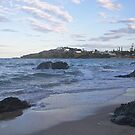 Cooee Bay, Capricorn Coast, Qld. Australia. by Margaret Stanton