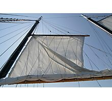 Sailing in Nova Scotia Photographic Print