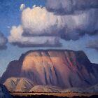 Carmichael Butte by Rob Colvin