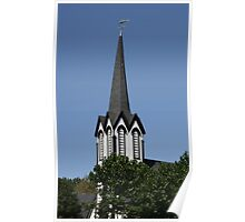 Church Spire Poster