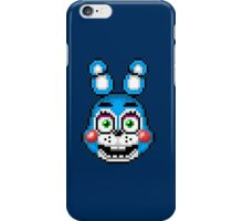 Five Nights at Freddy's 2 - Pixel art - Toy Bonnie iPhone Case/Skin