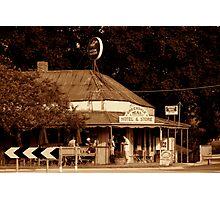 """the pub"" Photographic Print"