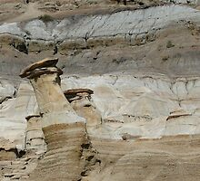 The Hoodoos by Jeannine St-Amour