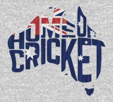Australia, Home of Cricket Baby Tee