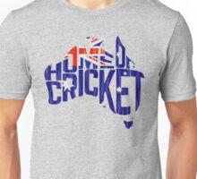 Australia, Home of Cricket Unisex T-Shirt
