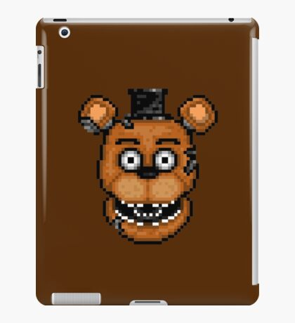 Five Nights at Freddy's 2 - Pixel art - Withered Old Freddy iPad Case/Skin