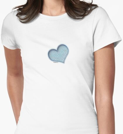 ♡ Womens Fitted T-Shirt