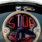 """STOP"" Tail Light  by waddleudo"